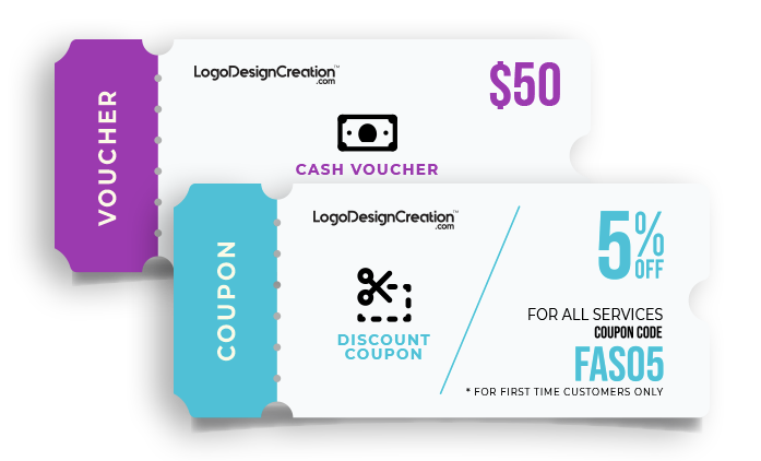 Voucher and coupon